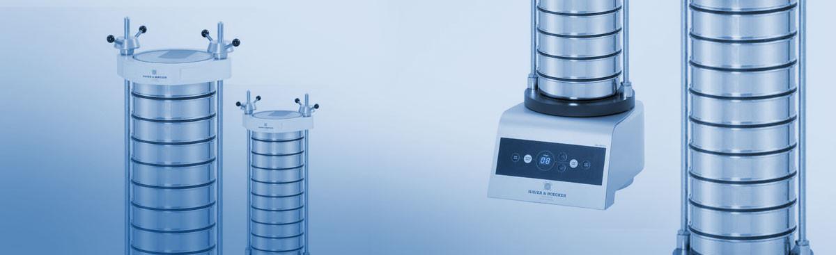 Obrázok hlavičky produktu - Laboratórne triediace stroje   vomet.sk